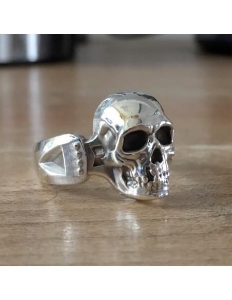 Bague Imperium Skull