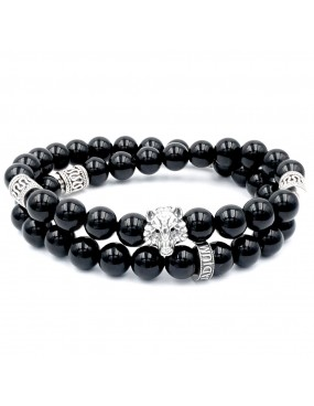 bracelet Loup de johnny tatouage
