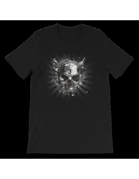 T-shirt Skull Homme noir