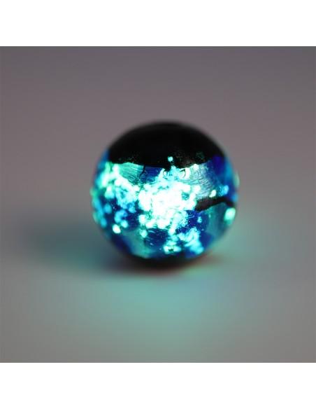 perle de verre phosphrescente