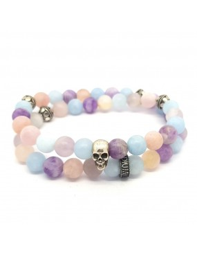 Candy Skull double rangs
